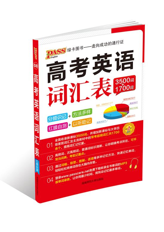 2014高考英语词汇表3500+1700词 听力录音