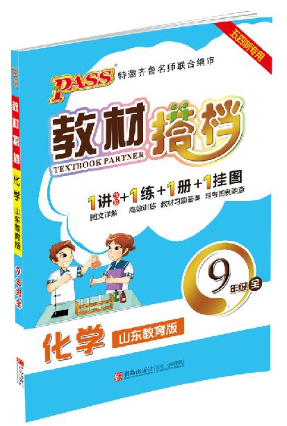 2016版PASS教材搭档 化学 9年级全
