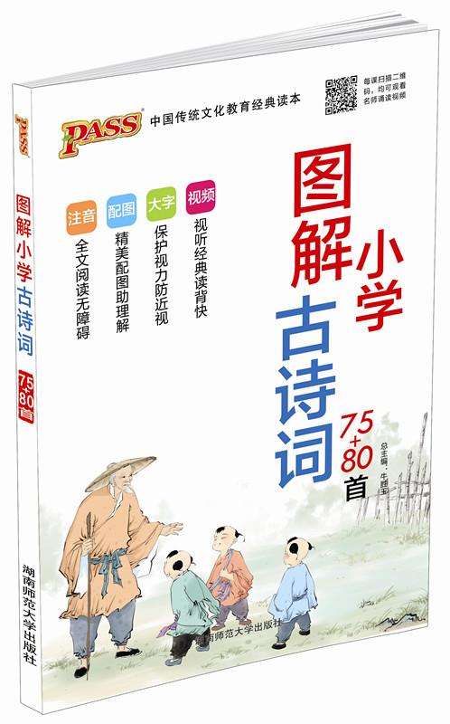 小学国学经典—图解小学古诗词—悯农2
